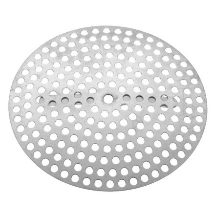 Thrifco Plumbing 4400177 3-1/8 Inch Clip Style Shower Drain Grid
