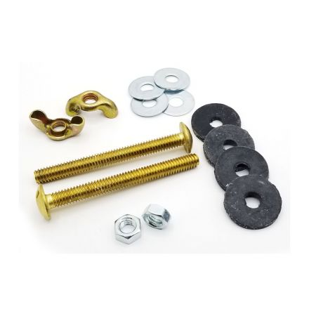 Thrifco Plumbing 4400243 Tank To Bowl Bolts (2)