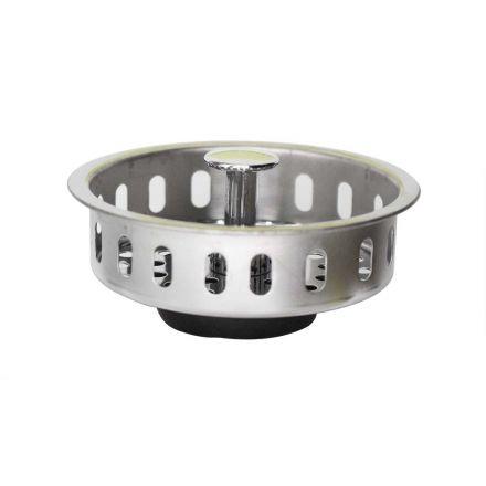 Thrifco Plumbing 4400252 Kitchen Sink Strainer Basket