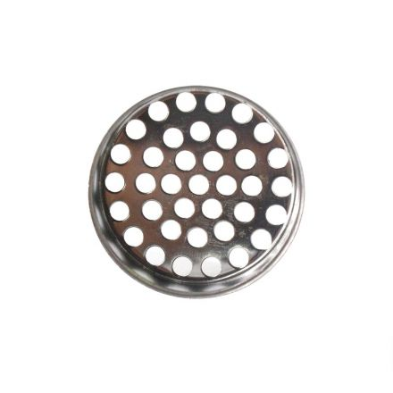 Thrifco Plumbing 4400254 1-5/16 Inch Tub Strainer Basket Fits Most Bath Shoe Strainers