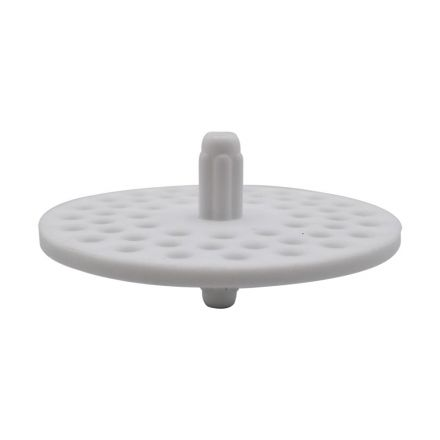 Thrifco Plumbing 4400256 Garbage Disposal Strainer (White Plastic) Fits Most Disposal Strainers