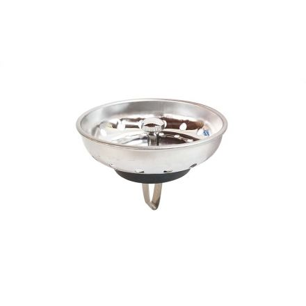 Thrifco Plumbing 4400415 3-1/2 Inch Deluxe Strainer Basket