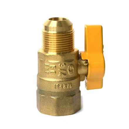Thrifco Plumbing 4400795 15/16 X 3/4p Range Valve