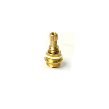Thrifco Plumbing 4400805 Price-Pfister Faucet Brass Stem Assembly - Hot or Cold