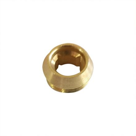 Thrifco Plumbing 4400840 21/32 Inch x 18 Inch PP Shower Nut