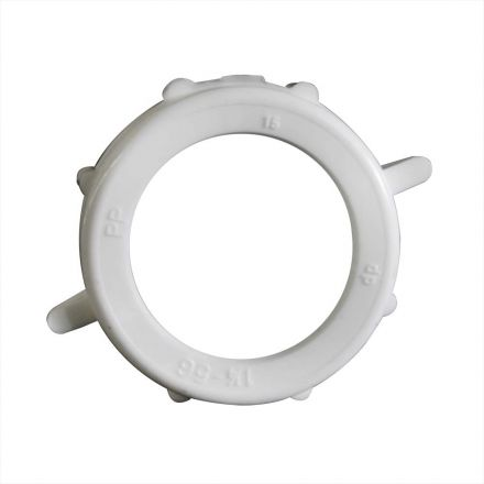 Thrifco Plumbing 4401215 1-1/4 Inch PVC Slip Joint Nut with Washer