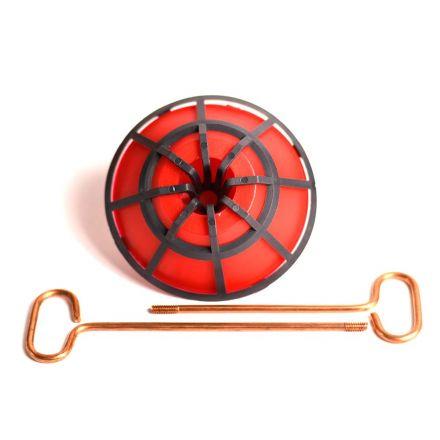 Thrifco Plumbing 4401276 Kohler Toilet Repair Tank Ball # 88921 - Red