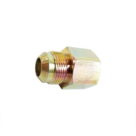 Thrifco Plumbing 4401370 15/16 Inch Male Flare x 1/2 Inch FIP #46 Flare to Female Pipe Adapter - Steel