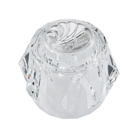 Thrifco Plumbing 4401520 Delta Tub and Shower Faucet Ball Handle - Clear Acrylic - RP17449