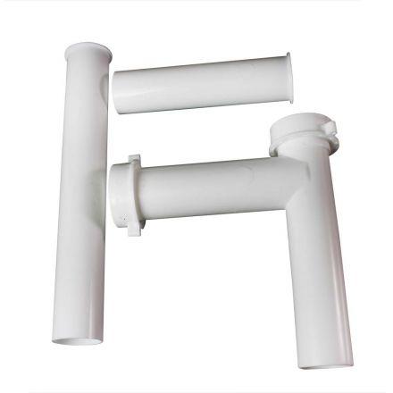 Thrifco Plumbing 4401669 1-1/2 Inch Adjustable Disposal Kit