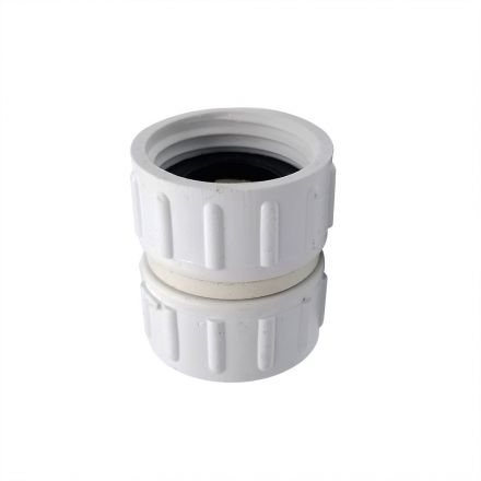 Thrifco Plumbing 4402303 3/4 Inch Female GHT X 3/4 Inch Female GHT Swivel Fitting