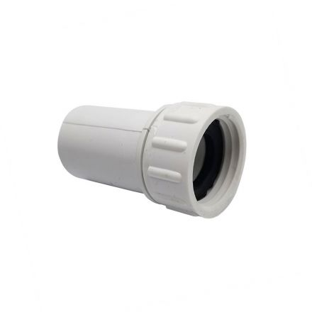 Thrifco Plumbing 4402315 3/4 Inch Female GHT X 1/2 Inch Slip Swivel Fitting