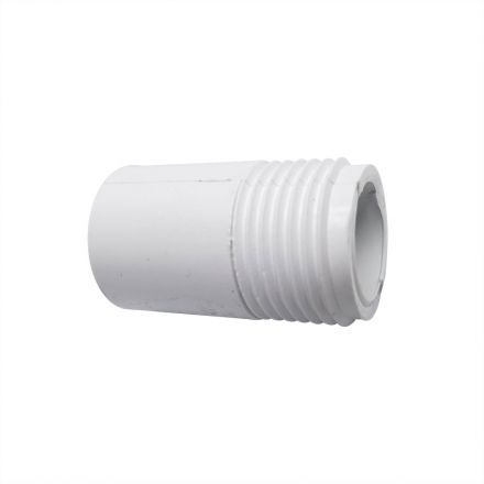 Thrifco Plumbing 4402320 3/4 Inch Male GHT X 1/2 Inch Slip Swivel Fitting