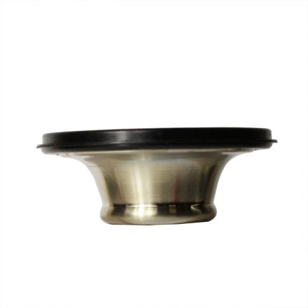 Thrifco Plumbing 4405728 Disposer Stopper Only Fits ISE Brand Disposers (Satin Nickel)