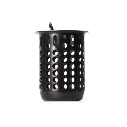 Thrifco Plumbing 4405826 2-1/2 Inch Deep Replacement Basket For Jr. Duo Strainer (ORB)