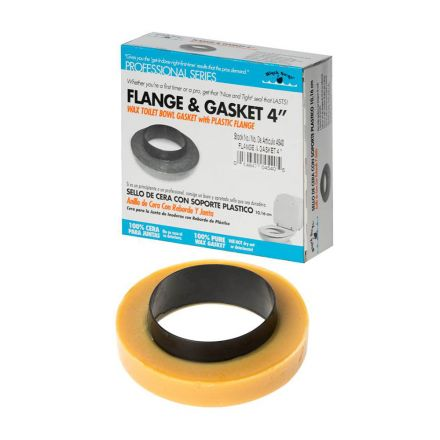 Thrifco Plumbing 4544012 04540 4 Inch Flanged Wax Ring