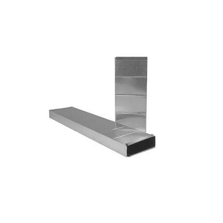 Thrifco Plumbing 4908073 Aluminum Vent Stack Extension