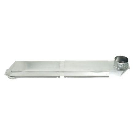 Thrifco Plumbing 4908079 29-50 Aluminum Vent Stack Periscope