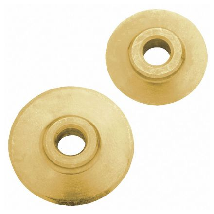 Thrifco Plumbing 5120012 #RW121/2 Replacement Pipe Cutter Cutting Wheel (2pcs) Fits 5120008