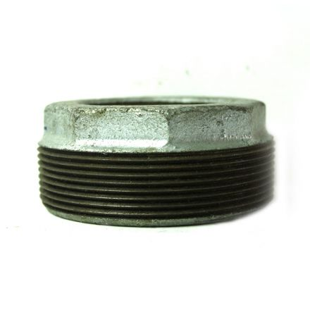 Thrifco Plumbing 5216058 4 Inch x 2-1/2 Inch Galvanized Steel Bushing