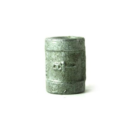 Thrifco Plumbing 5218017 1/8 Inch Galvanized Steel Coupling