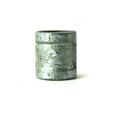 Thrifco Plumbing 5218018 1/4 Inch Galvanized Steel Coupling