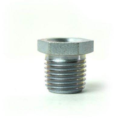 Thrifco Plumbing 5218055 1/4 Inch x 1/8 Inch Galvanized Steel Hex Bushing