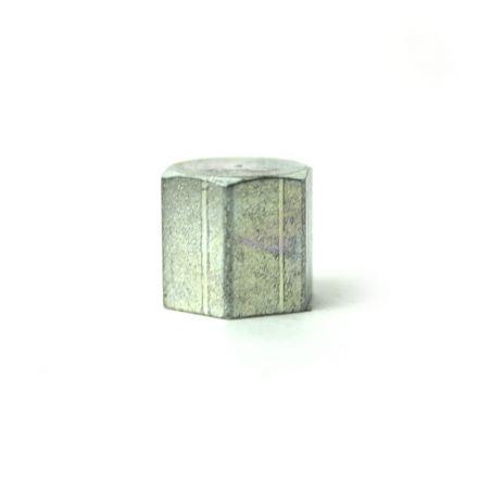 Thrifco Plumbing 5218081 1/4 Inch Galvanized Steel Cap