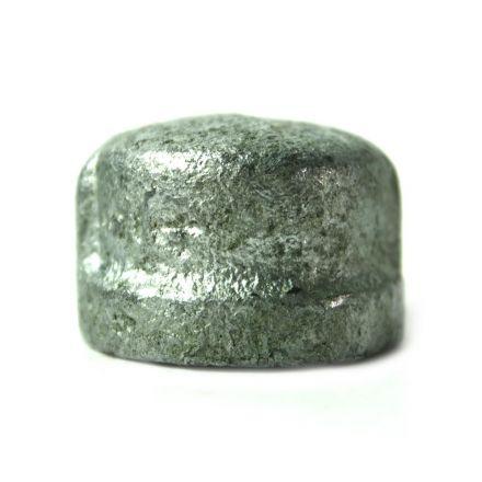 Thrifco Plumbing 5218083 1/2 Inch Galvanized Steel Cap