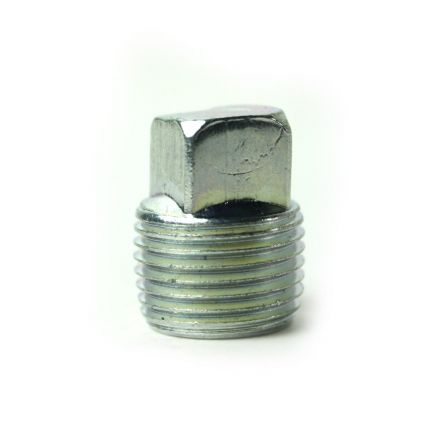 Thrifco Plumbing 5218090 1/4 Inch Galvanized Steel Plug