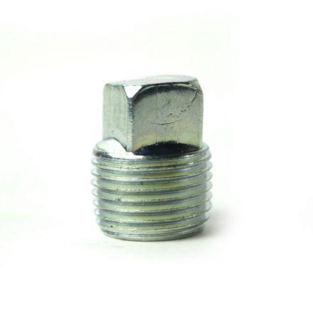 Thrifco Plumbing 5218091 3/8 Inch Galvanized Steel Plug
