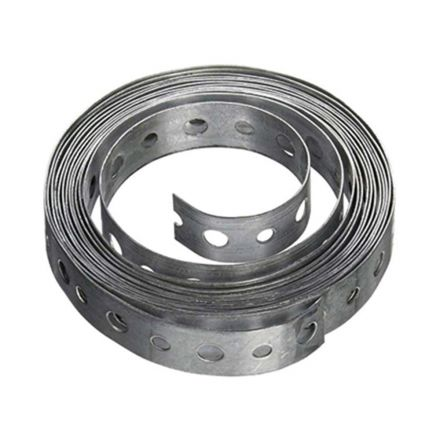 Thrifco Plumbing 5244250 26 Gauge 10ft Galvanized Plumbers Tape