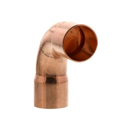 Thrifco Plumbing 5436018 1/2 90 Copper Lt. Ell.