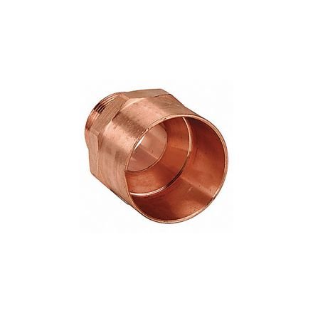 Thrifco Plumbing 5436109 1 InchC X 3/4 InchIp Male Adapter
