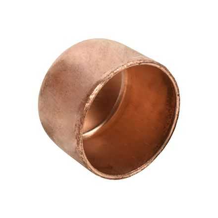 Thrifco Plumbing 5436137 3/8 Copper Cap