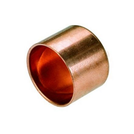 Thrifco Plumbing 5436141 1 1/4 Copper Cap