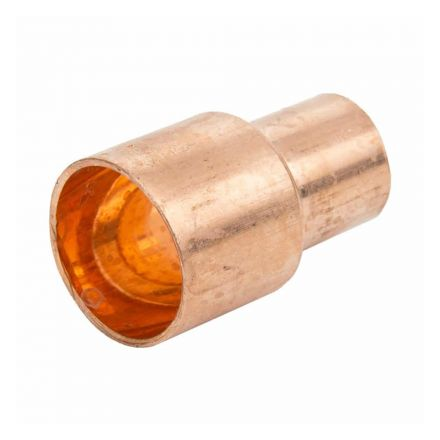 Thrifco Plumbing 5436165 1 1/2 X 1 1/4 Copper Reducer