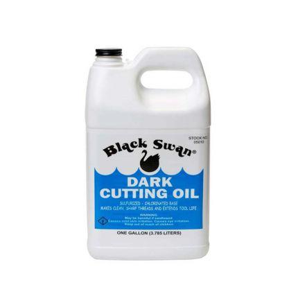 Thrifco Plumbing 6313023 Cutting Oil Gallon Dark