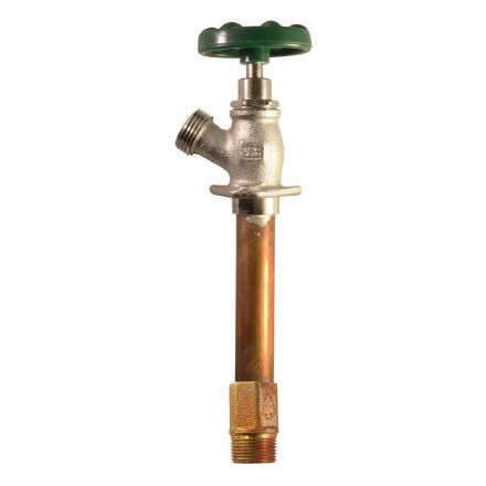 Thrifco Plumbing 6415088 8 Inch Frost Free Sillcock