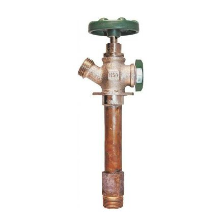 Thrifco Plumbing 6415095 10 Inch A/S Frost Free Sillcock