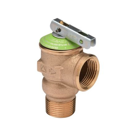 Thrifco Plumbing 6415145 3/4 150lb. Pressure Only Valve