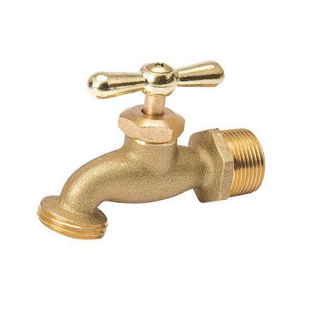 Thrifco Plumbing 6416008 3/4 Sss Bibb Import