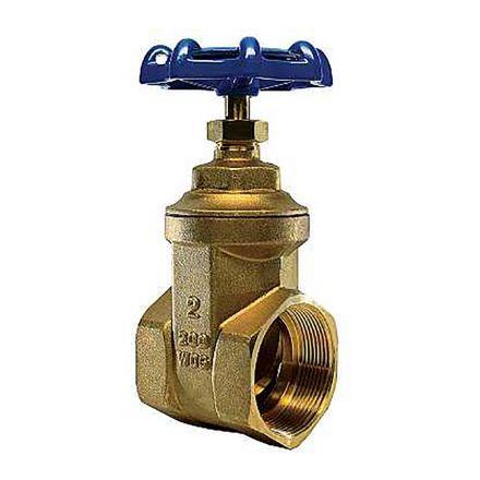 Thrifco Plumbing 6418003 1/2 Ips Gate Valve No Lead