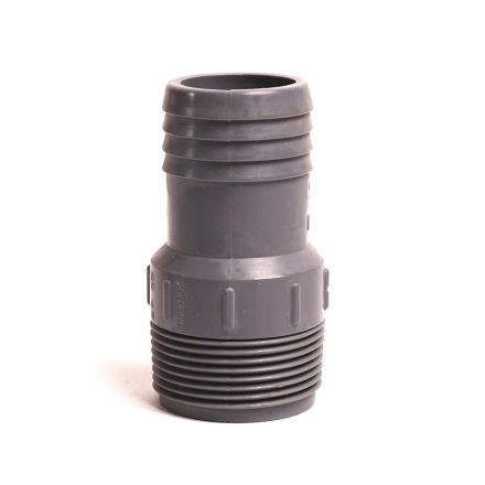Thrifco Plumbing 6521004 1-1/4 Inch INSERT MALE ADAPTER