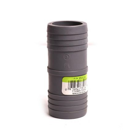 Thrifco Plumbing 6521033 1-1/4 Inch INSERT COUPLING