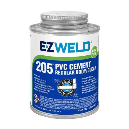 Thrifco Plumbing 6622201 8 Oz Pvc Cement