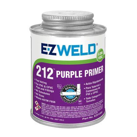 Thrifco Plumbing 6622214 8 Oz Purple Primer