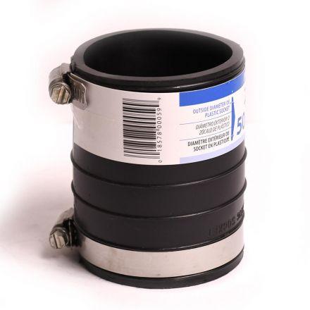 Thrifco Plumbing 6722647 2 Inch Socket x Socket