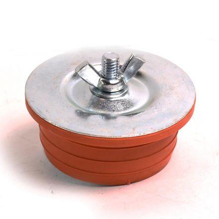 Thrifco Plumbing 6722740 3 Inch Wingnut Test Plug