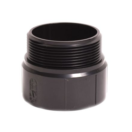 Thrifco Plumbing 6792873 92873 3 Inch ABS MALE ADAPTER